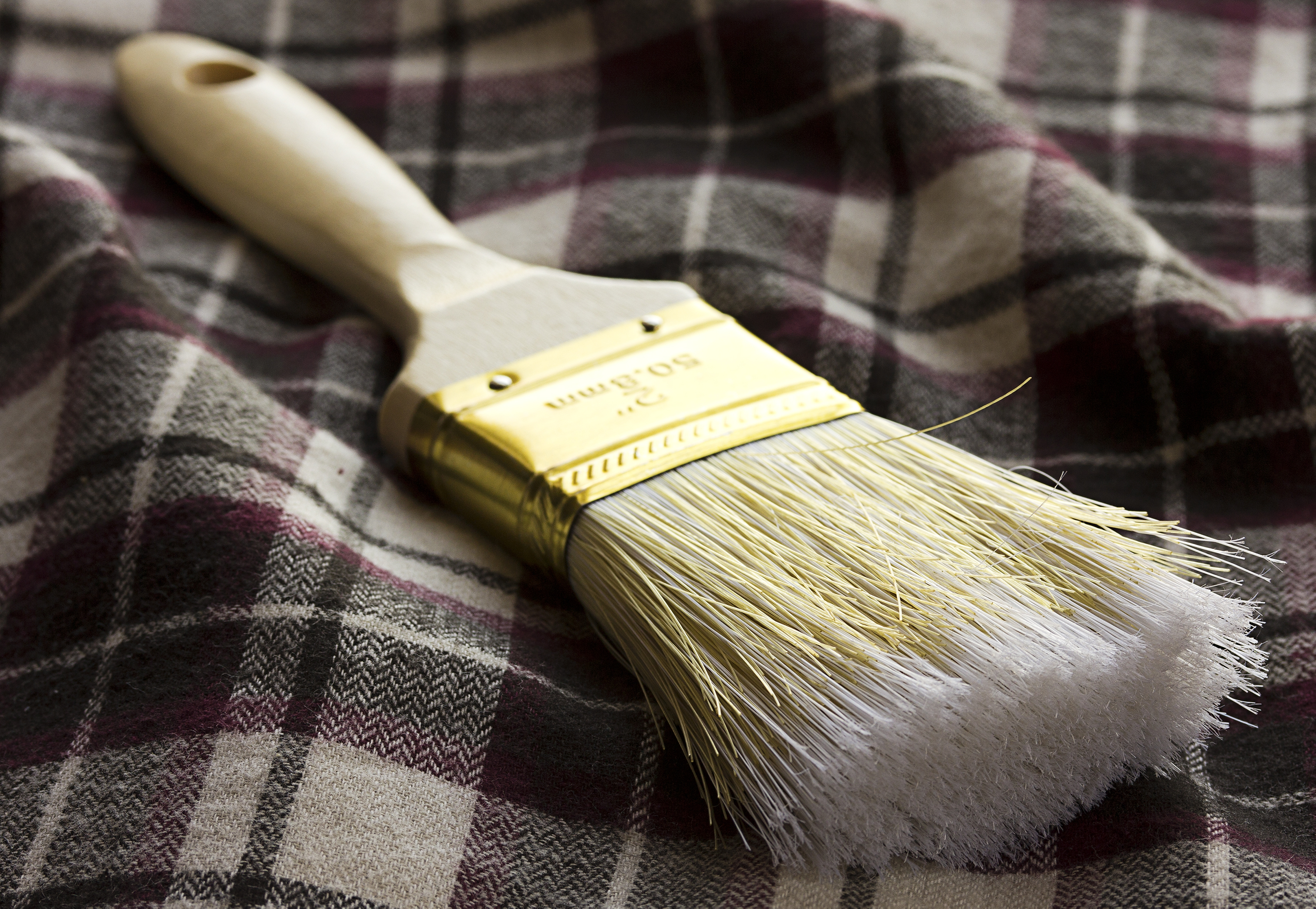 How to get paint off clothes restoration by l b for Indianapolis painting company