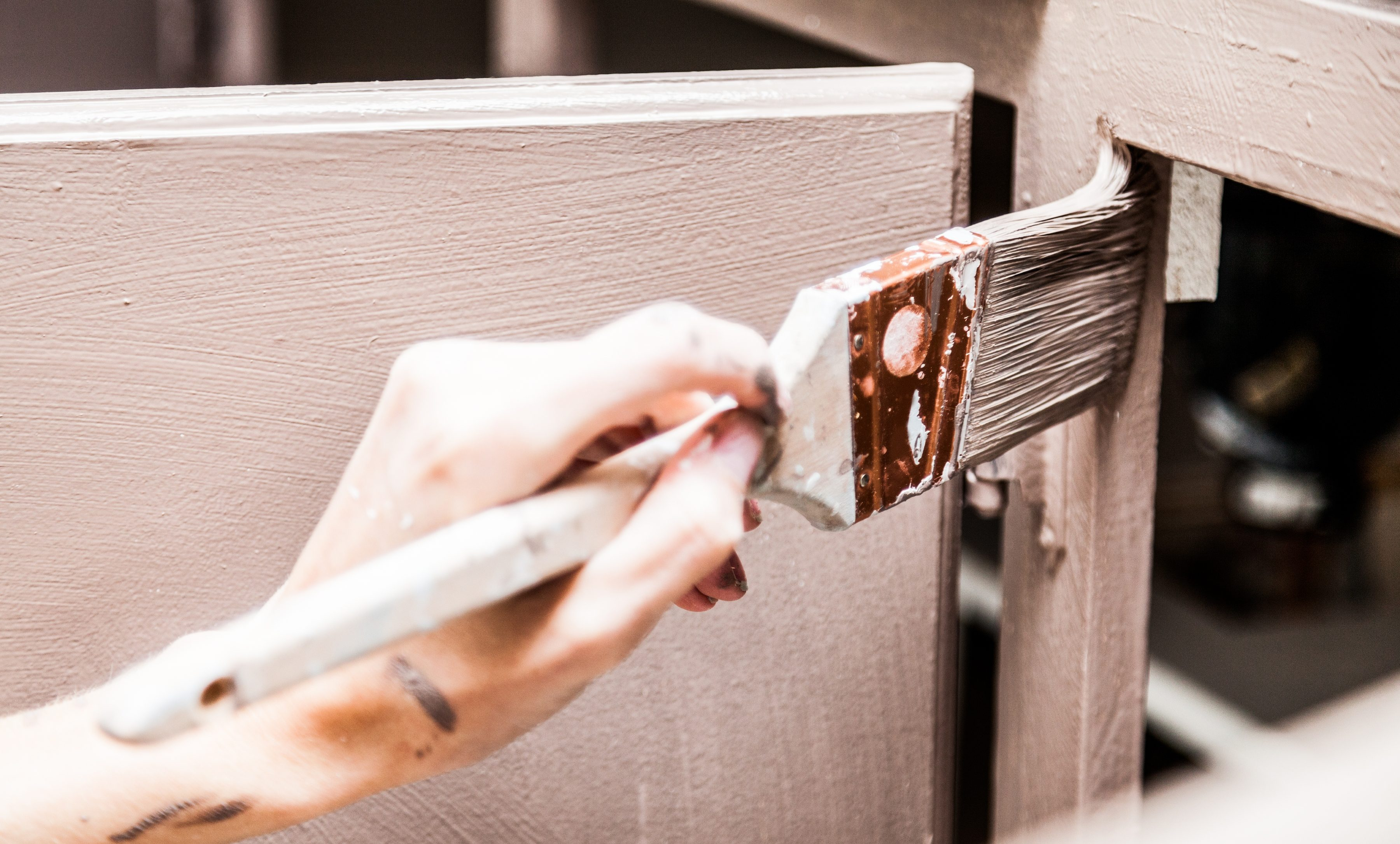 Helpful Tips for DIY Cabinet Painting | Restoration By L&B