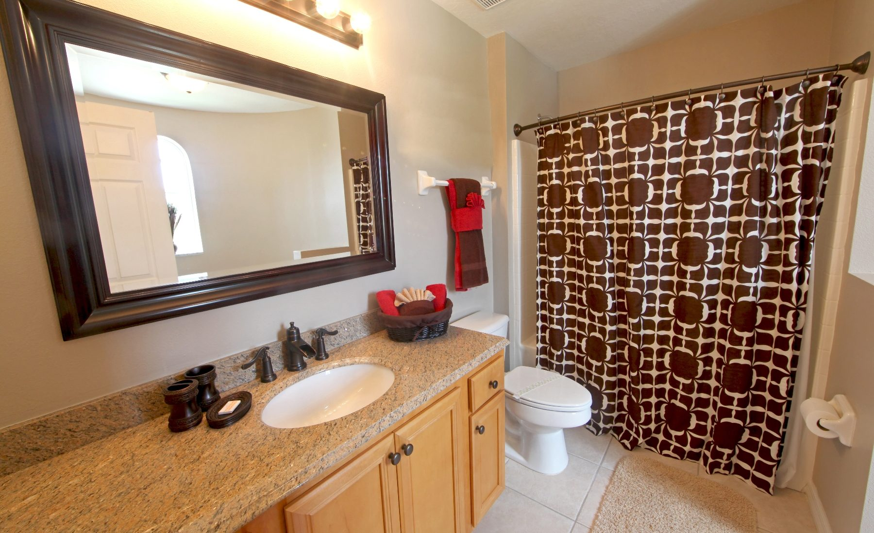 4 instant and easy upgrades for residential bathrooms for Bathroom remodel indianapolis