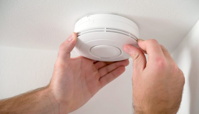 General Rules For Smoke Detector Installation Restoration By L B