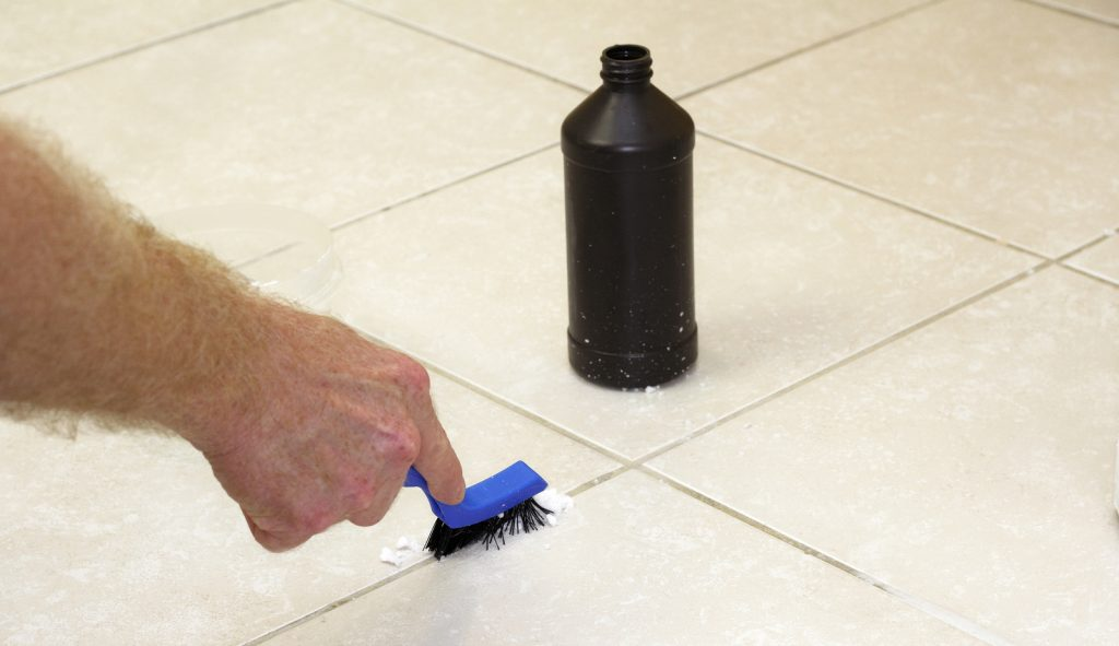 Tile and Grout Restoration 317-454-3612