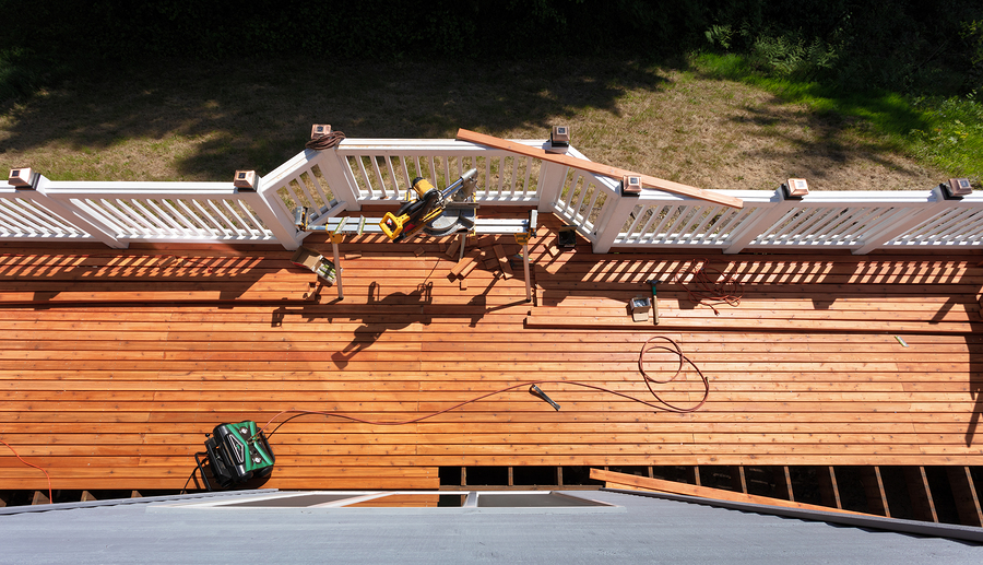 Indianapolis Deck and Patio Remodeling Contractors