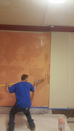 Interior Building Painting